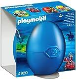 Playmobil - 4920 - oeuf 2010 chevalier et cheval