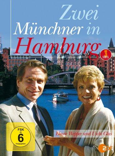 Zwei Münchner in Hamburg - Staffel 3 [4 DVDs]