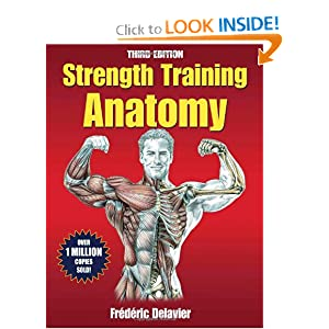 Strength Training Anatomy 3rd Edition PDF by Frederic Delavier