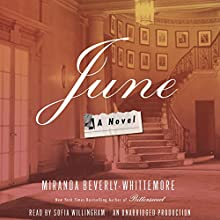 June: A Novel Audiobook by Miranda Beverly-Whittemore Narrated by Sofia Willingham