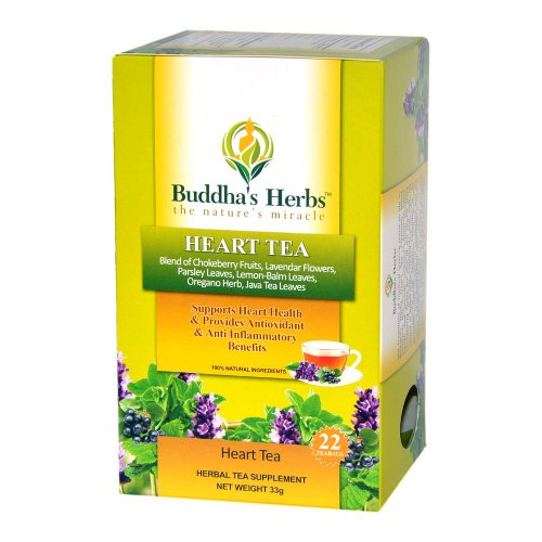 Buddha's Herbs Premium Heart Tea