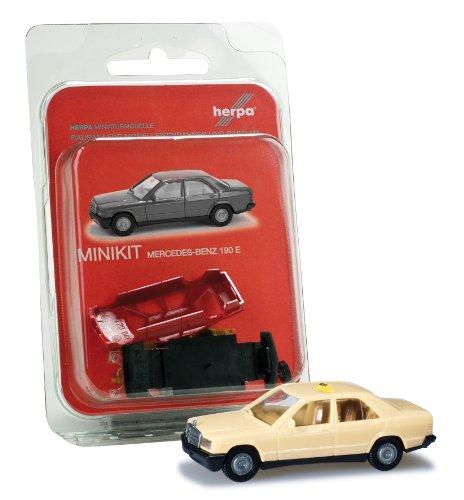 Herpa 012607 - MiniKit Mercedes Benz 190E Taxi
