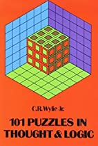 101 Puzzles in Thought and Logic (Dover…