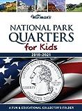 National Park Quarters for Kids: 2010-2021 Collectors National Park Quarter Folder (Warmans Kids Coin Folders)