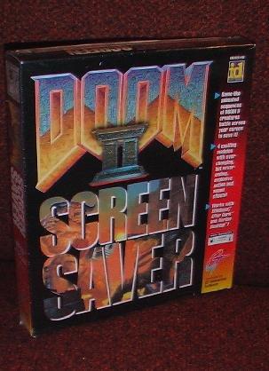 Doom 2 Doom II Screen Saver for Windows