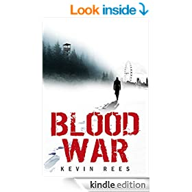 Blood War (The Bloodeaters Trilogy Book 1)