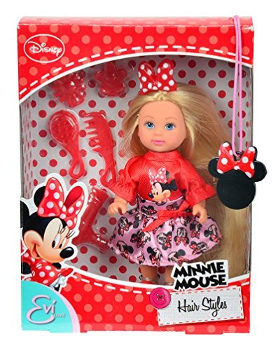 Simba 5736513 Bambola Evi Love Minnie Mouse