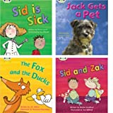 img - for Learn to Read at Home with Phonics Bug: Pack 3 (Pack of 4 Reading Books with 3 Fiction and 1 Non-Fiction) by Lynch, Emma, Atkins, Jill, Sandford, Nicola (2010) Paperback book / textbook / text book