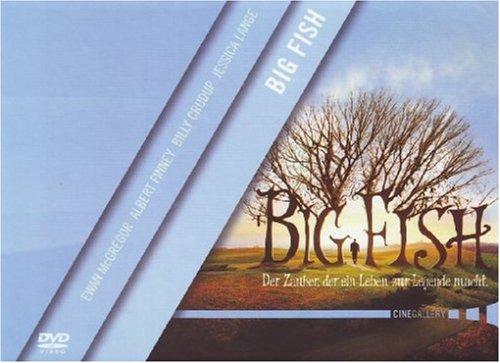Big Fish - Der Zauber, der ein Leben zur Legende macht (Cine Gallery Edition) [Import allemand]