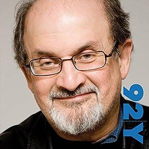 Salman Rushdie at the 92nd Street Y Speech