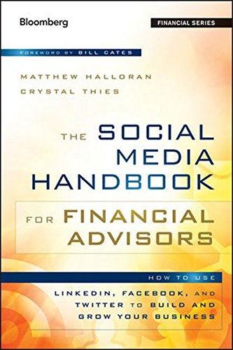 The Social Media Handbook for Financial Advisors: How to Use LinkedIn, Facebook, and Twitter to Build and Grow Your Business (Social Security Online Services compare prices)