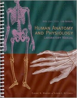 human anatomy lab answers