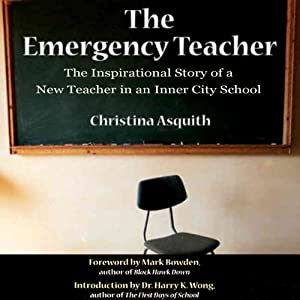 The Emergency Teacher Audiobook