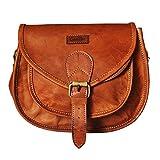 Goatter Genuine Leather Sling Bag For Girls And Women H11