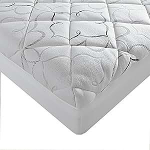 Amazon Sleep Innovations Instant Pillow Top Memory