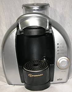 Coffee Maker Braun Tassimo : Amazon.com: Braun 3107 Tassimo Coffee Maker: Kitchen & Dining