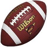 Wilson NCAA Official Replica Game American Football Ball Soft Grip NEW