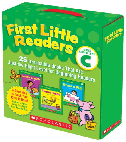 first-little-readers-parent-pack-guided-reading-level-c-25-irresistible-books-that-are-just-the-righ