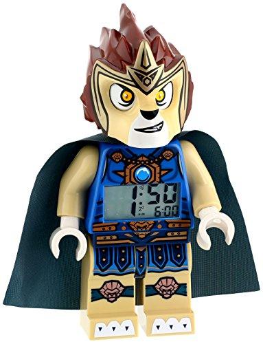 LEGO 乐高  Legends of Chima Laval and Cragger 9009525 闹钟套装 $30.24+$9.49直邮中国(约¥250)图片