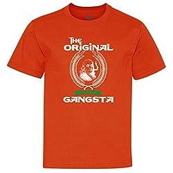 The Original Gangsta Gangster Benjamin Franklin Youth T-Shirt