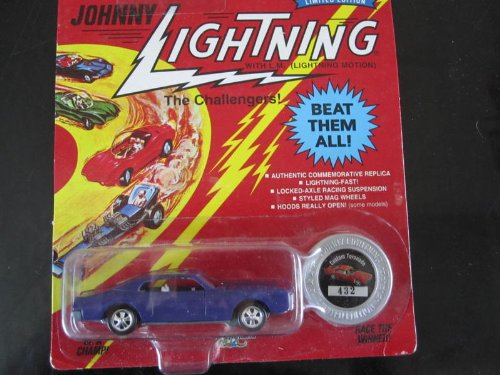 Custom Toronado(purple)Series Seattle Toy Fair 1996 Johnny Lightning Commemorative Limited Edition - 1