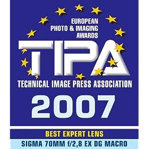 Sigma Objectif Macro 70 mm F2,8 EX DG Monture Canon