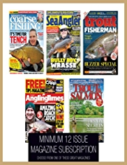 Fishing Pack - Magazine Gift Subscription