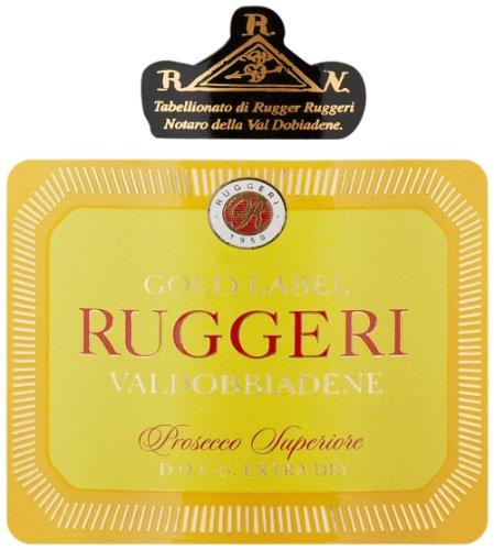 Ruggeri NV  Gold Label Blend - Sparkling, Conegliano Valdobbiadene Prosecco 1.5 L