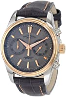 Armand Nicolet Men's 8644A-GR-P914GR2 M02 Classic Automatic Two-Toned Watch from Armand Nicolet