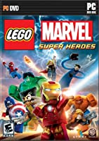 LEGO: Marvel - PC from Warner Home Video - Games