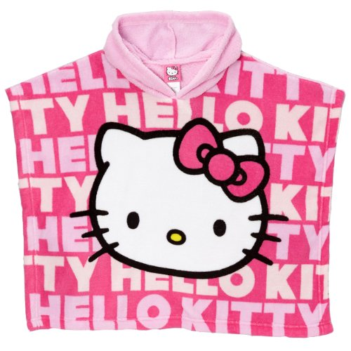 Hello Kitty Hooded Poncho Toddler