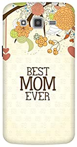 The Racoon Lean Mom Love hard plastic printed back case/cover for Samsung Galaxy Grand 2