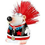 Adam & Ziege Porcelain Salt / Pepper Pot - Igor the Punk Hedgehog