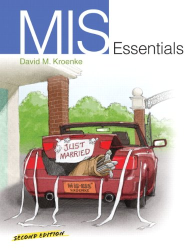 MIS Essentials (2nd Edition)