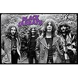 (24x36) Black Sabbath (Group, Wearing Crosses) Music Poster Print