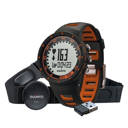 Cheap SUUNTO Quest Heart Rate Monitor Orange (SS018154000)