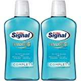 Signal bain de bouche integral 8 complet 500 ml - Lot de 2