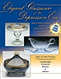 img - for Elegant Glassware of the Depression Era: Identification and Value Guide Tenth Edition book / textbook / text book