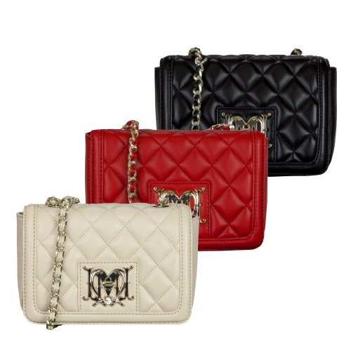 Love Moschino Faux Leather Cross Body Bag