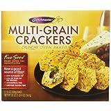 Multi-grain Crackers Crunchy Oven Baked 20 Oz.