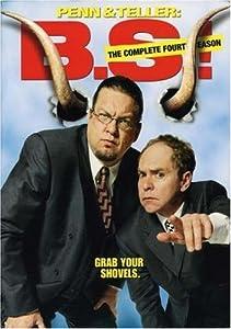 Penn & Teller Bs: Complete Fourth Season [DVD] [Region 1] [US Import] [NTSC]