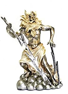 Zeus Statue - King of the Gods - Greek Mythology - Introduction Price