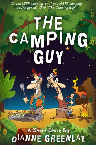 Book: The Camping Guy by Dianne Greenlay