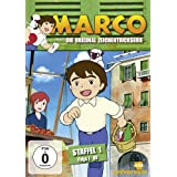 Marco - Staffel 1, Folge 01-26 [3 DVDs]von &#34;Isao Takahata&#34;