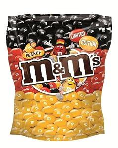 M&M's Erdnuss Colour Edition 200 g, 8er Pack (8 x 200 g)
