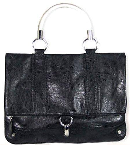 melie-bianco-sacs-a-main-femme-noir-schwarz-schwarz-taille-unique