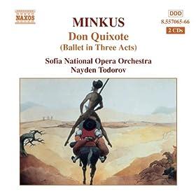 Don Quixote: Act II: Allegro