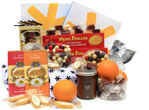 Executive Celebration Gift Basket