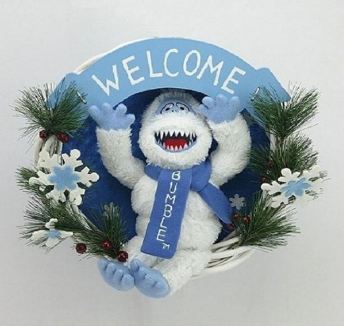 ABOMINABLE SNOWMAN CHRISTMAS DECORATION - Abominable Snowman ...