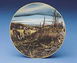Sharing The Bounty by Terry Redlin 8.25 inch Decorative Collector Plate